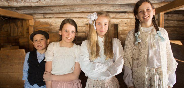 Barnen i ladan